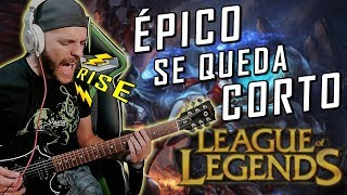 RISE (League of Legends) | ANÁLISIS MUSICAL | ShaunTrack