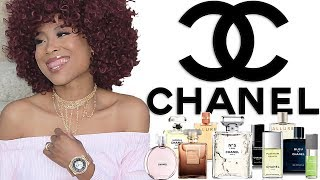 Top 5 Best Chanel Fragrances for Men AND Women!  (GIVEAWAY CLOSED!)