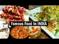 Top 10 Most Popular Food in INDIA