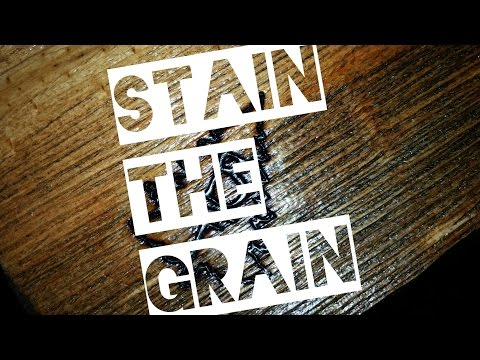 Stain The Grain - Pinewood