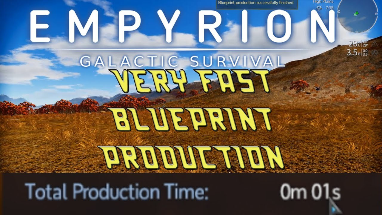 How to build blueprints very fast empyrion galactic survival how to build blueprints very fast empyrion galactic survival malvernweather Images