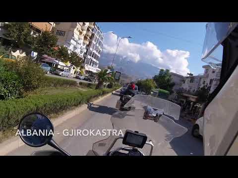Bosnia - Albania - Greece Motorcycle Tour 2017