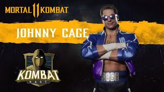 Kombat Kast (Episode 3) Johnny Cage Walk Through