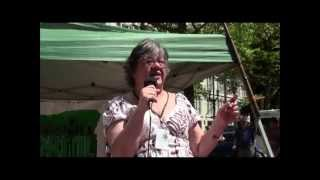 Global Cannabis March 2013 - Portland (Speeches)