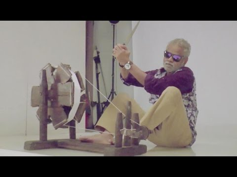 Sanjay Mishra At A Pohotshoot For Upcoming Movie
