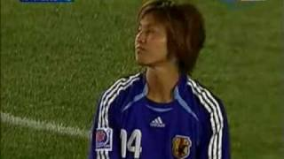 Japan National Team U20 in World Youth 2007