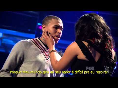 Jordin Sparks & Chris Brown - No Air (Live at American Idol) [Legendado]