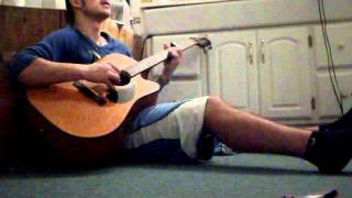 ♫ When I get where I m going ♫ Brad Paisley Cover (age 18)