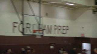 Fordham Prep Varsity Basketball vs. Iona Prep