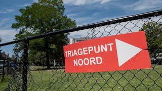 Вторая волна COVID-19 в Бельгии?