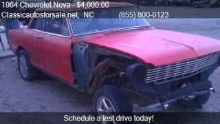 1964 Chevrolet Nova Super Sport for sale in Nationwide, NC 2 #VNclassics
