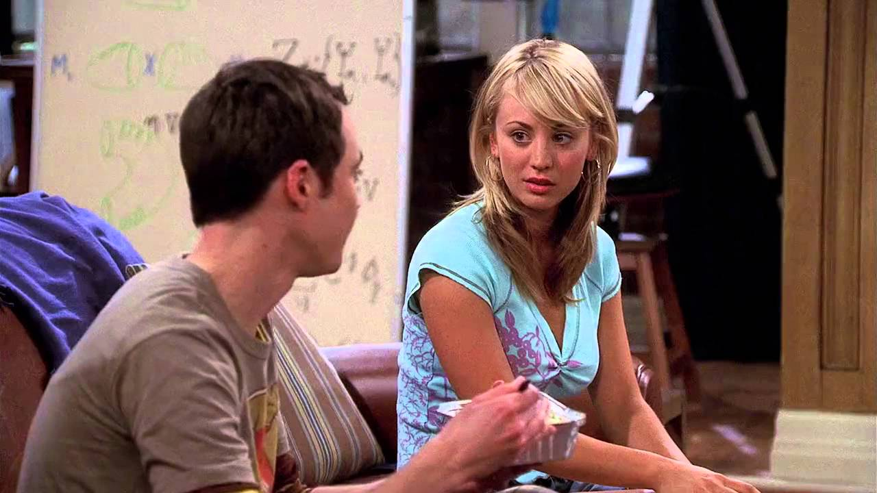 What is the name of the band that performed the opening song of The Big Bang Theory?