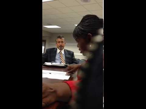 Cumberland County Bd of Ed - Denial of Child's School Records