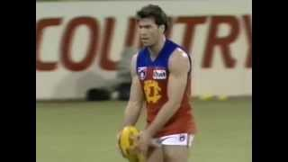 West Coast Eagles vs Fitzroy Lions - Round 8 - 1993 - Lions Win In The West