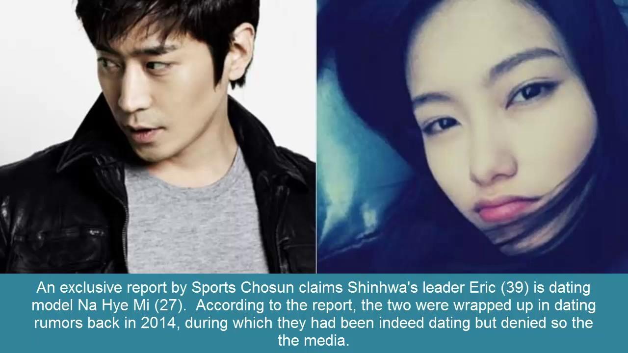 Andy shinhwa dating