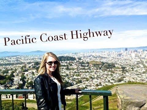 Pacific Coast Highway San Francisco to LA