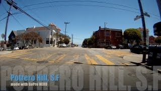 GoPro: Potrero Hill, San Francisco