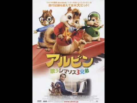 Alvin and the Chipmunks - Bleach OP8 (Chu-Bura)