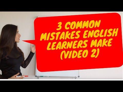 3 časté chyby ktoré robia študenti angličtiny  2