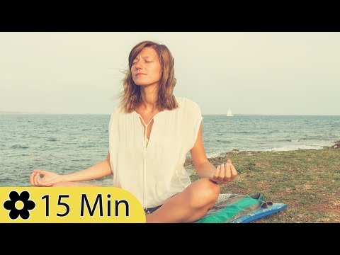 15 Minute Meditation Music, Relaxing Music, Calming Music, Stress Relief Music, Relax, �D