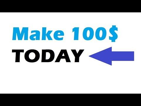 How To Make Money Online – Fast
