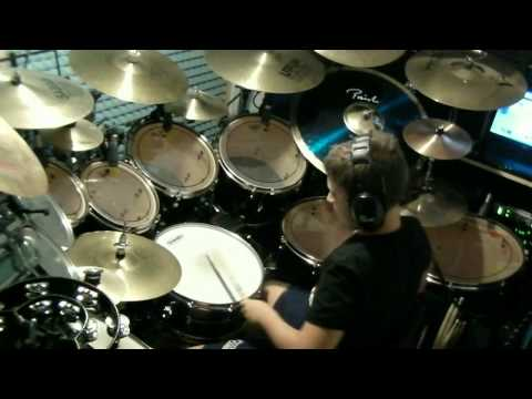 The Police - Message in a bottle drum cover