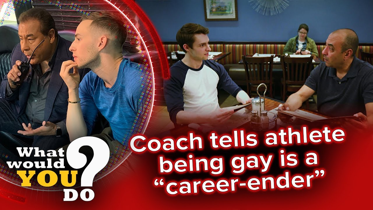 Coach tells athlete to stay in closet about sexuality | WWYD