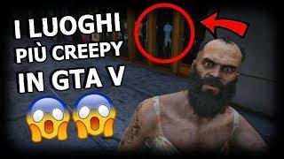 I LUOGHI PIÙ SPAVENTOSI in GTA 5! #TOPGAMES