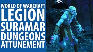 how to get to nightbane legion