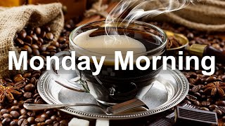 Monday Morning Jazz - Sweet Jazz Cafe and Bossa Nova Music for Fresh Start