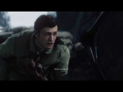 Battlefield 1 campagne ep1  l'aventure du markV d'Edwards