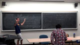 GSS Fall 2016 - Andrew Zucker: An Introduction to Devlin's Theorem