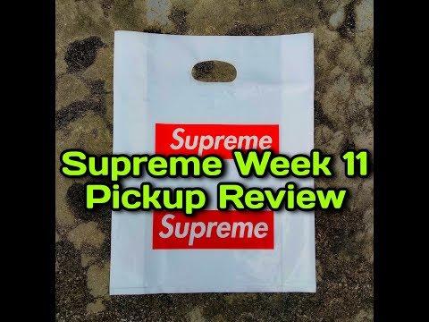 833c03214ab Supreme Ss18 Week 11 Pickups