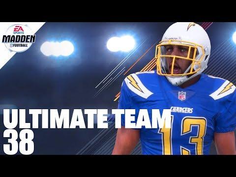 Madden 18 Ultimate Team - NFL Honors Keenan Allen! Ep.38