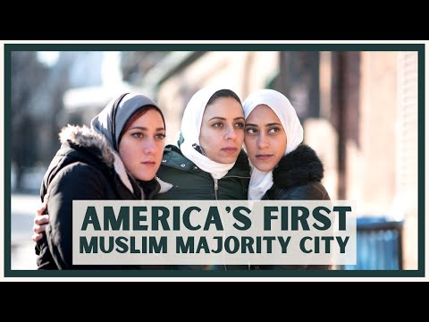 America's First Muslim-majority City