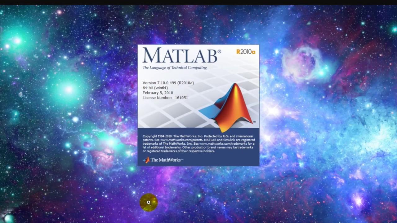 Mathworks Matlab R2010A ISO TBE Rar 2019 Ver.4.13 Addon