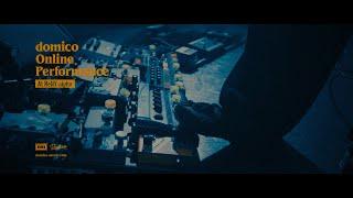 ドミコ (domico) / 噛むほど苦い (Kamuhodonigai) ~Online Performance At ReNY alpha〜