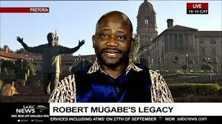 Reflecting on Robert Mugabe's legacy with Prof. Everisto Benyera