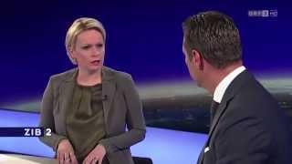 YoutubeKacke - Heinz Christian Ursula A. zu Gast bei Frau Vogelstrauß
