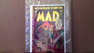 EC Comics part 1.. Pre Trend Funny Animal,Picto Fiction,Annuals,3-D and MAD Comic!?!?