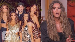Khloe, Kim Kardashian Respond To Birthday Party Backlash