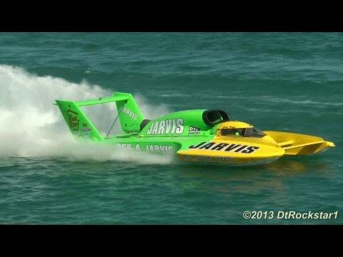 Hydroplane Racing: APBA Gold Cup Detroit Highlights