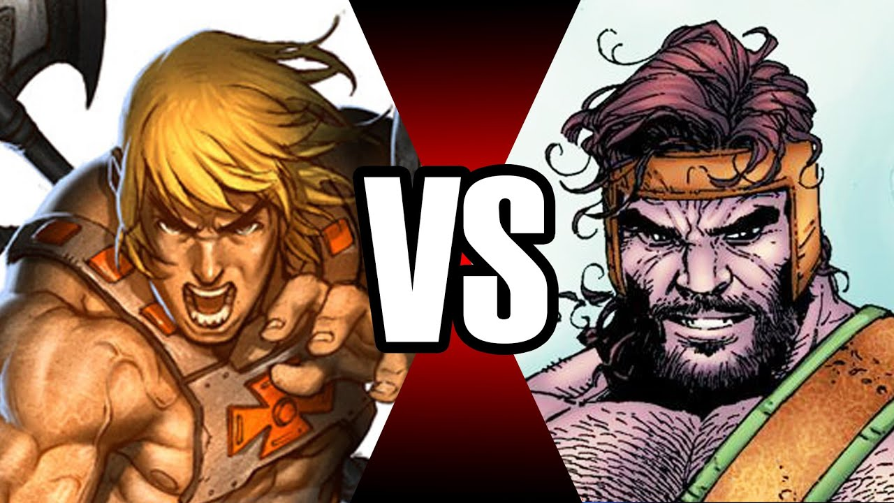 HE-MAN VS HERCULES | BATALHA MORTAL | Ei Nerd - YouTube