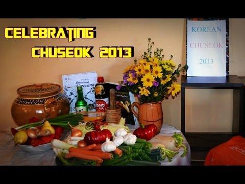 Celebrating Chuseok (추석) with RKIA / Celebrând Chuseok-ul cu AIRC