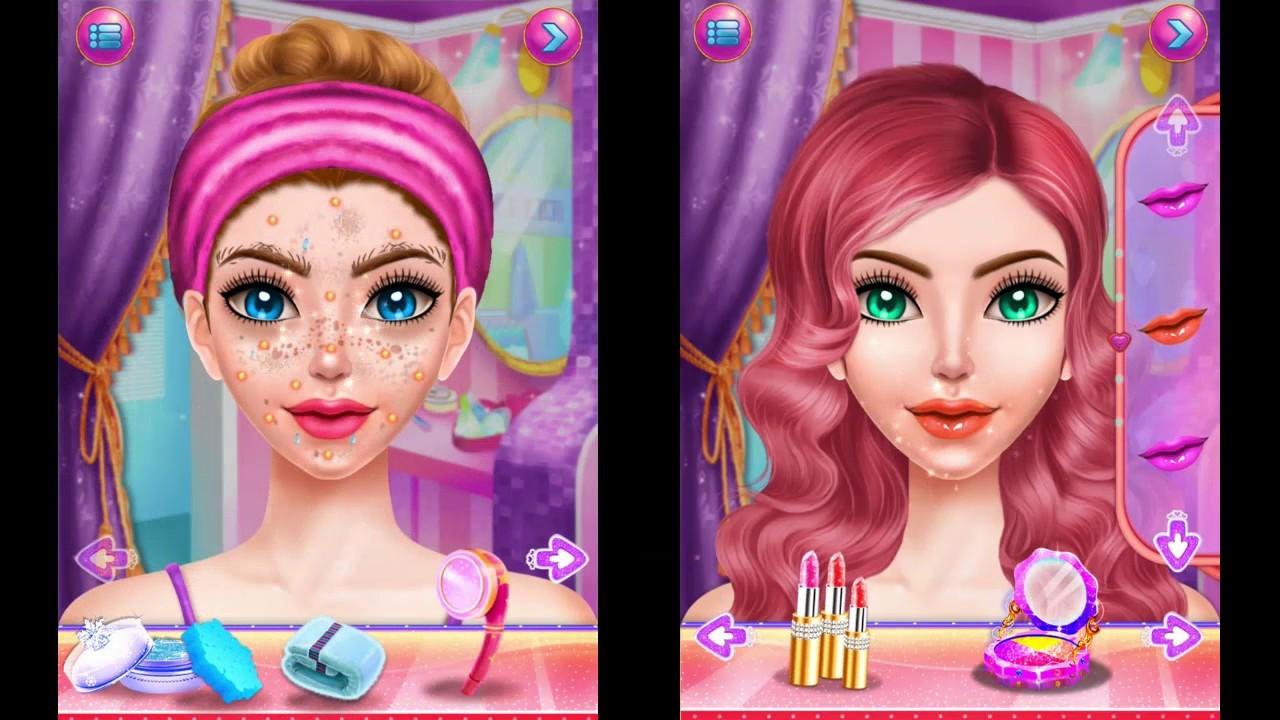 princess beauty makeup - princess makeover, beauty salon games by gameimax