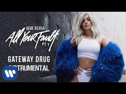 Bebe Rexha - Gateway Drug (Official Instrumental)