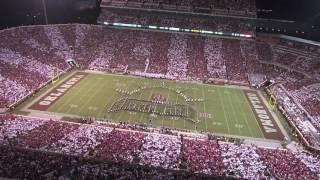 Ohio State vs Oklahoma Halftime Show Stevie Wonder 9 17 16
