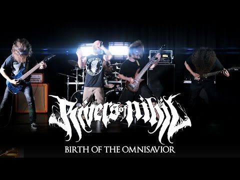 "Rivers of Nihil ""Birth of the Omnisavior"" (OFFICIAL VIDEO)"