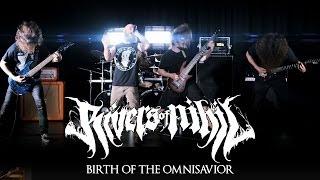 Смотреть клип Rivers Of Nihil - Birth Of The Omnisavior