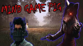 MIND GAME PIG l Dead by daylight l Gameplay Pig Amanda